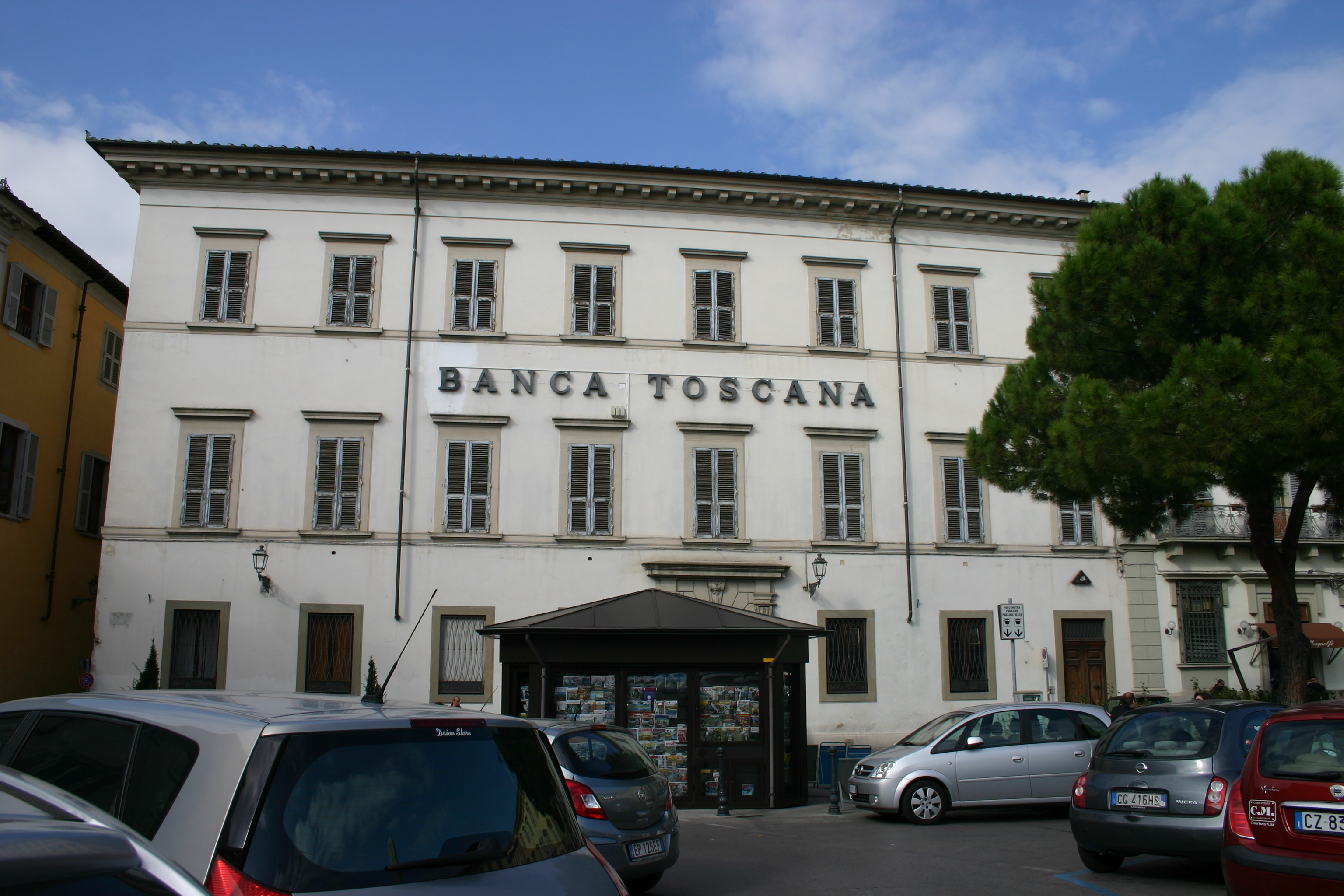 Palazzo storico Prato